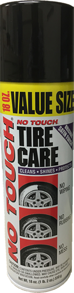 Image of No Touch Tire Care (18 oz)