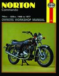 Norton Commando Haynes Repair Manual (1968 - 1977)