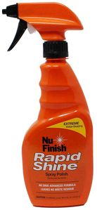 Nu Finish Rapid Shine Spray Polish (15 oz)