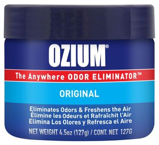 Ozium Odor Eliminating Gel (4.5 oz)