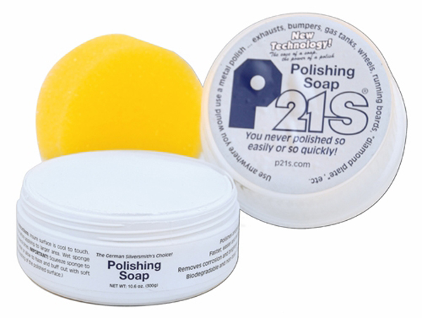 P21S Polishing Soap
