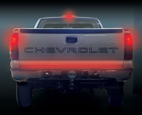 "Image of ""Pacer 60"""" LED Tailgate Running Light Bar"""