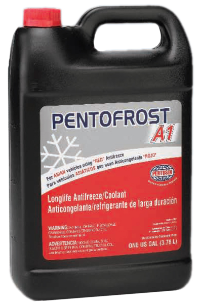 Image of Pentofrost A1 Anti-Freeze/Coolant (1 Gal)