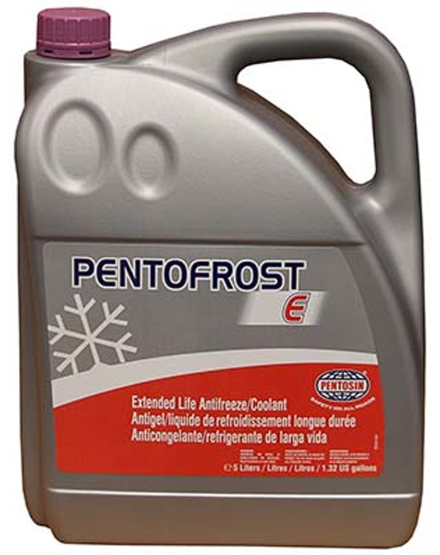 Image of Pentofrost E Phosphate-Free Anti-Freeze/Coolant Concentrate (5 Liters)