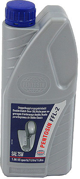 Image of Pentosin 75W Synthetic Double Clutch Transmission Fluid (1 Liter)