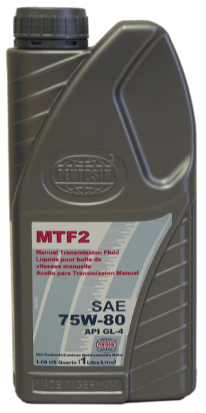 Image of Pentosin MTF2 75W-80 Synthetic Manual Transmission Fluid (l Liter)