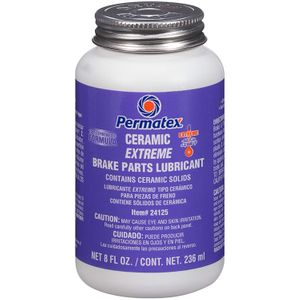 Permatex Ceramic Extreme Brake Parts Lubricant (8 fl oz.)