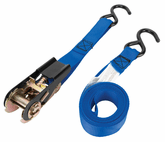 """Performance Tool 1"""" X 15' Ratcheting Tie Down"""