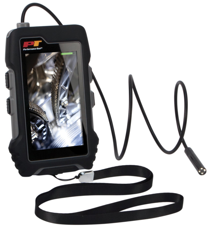 "Image of ""Performance Tool 4.3"""" LCD Flexible LED Inspection Camera"""