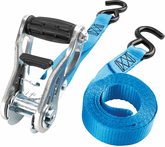 """Performance Tool 4 Pack 1"""" X 10' Tie Down Straps"""