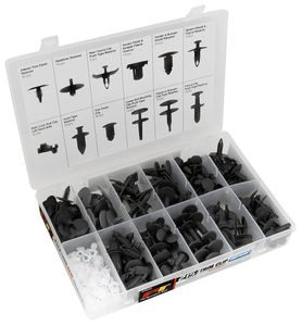 Performance Tool 415 Piece Ford Body Trim Clip Set