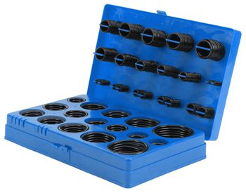 Performance Tool 419 Piece Metric O-Ring Set