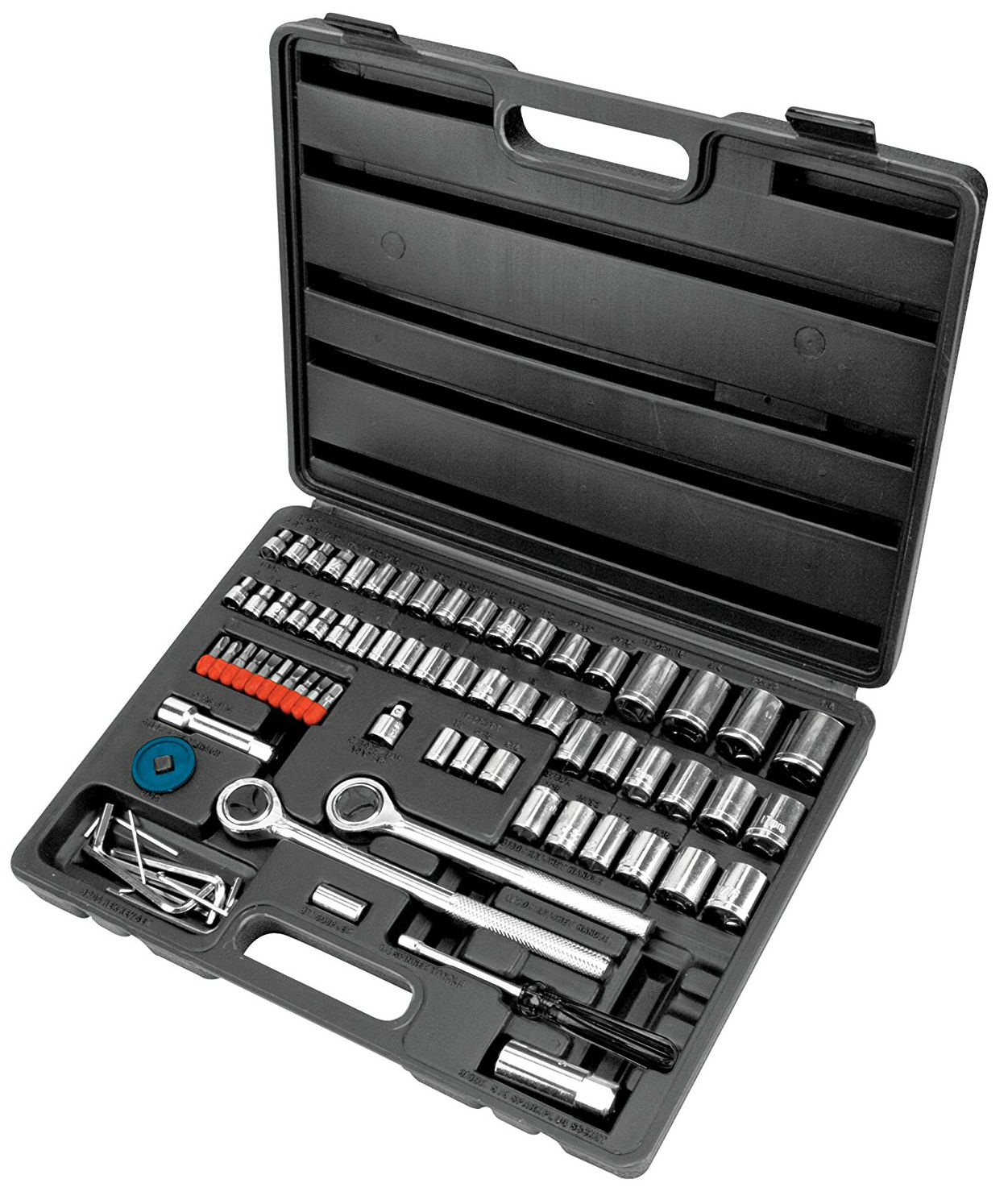 Performance Tool 85 Piece Socket Set