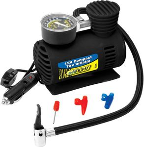 Performance Tools 12V Compact Tire Inflator