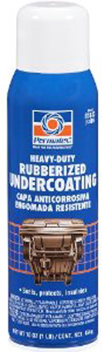 Image of Permatex Heavy Duty Rubberized Undercoating (16 oz)