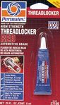 Permatex® High Strength Threadlocker RED