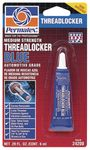 Permatex® Medium Strength Threadlocker Blue (.20 oz.)