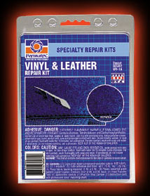 Image of PERMATEX Vinyl and Leather Repair Kit