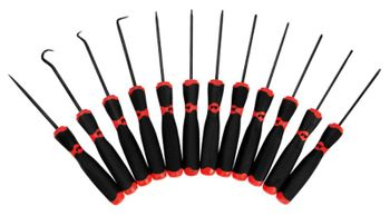 Performance Tool 12 Piece Pick Set