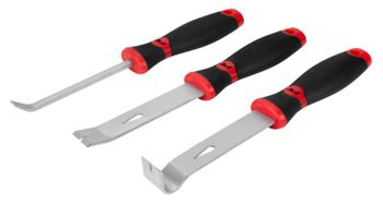 Performance Tool 3 Piece Utility Pry Bar Set
