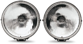 Image of PIAA 4062 Round Clear Driving Lights Kit