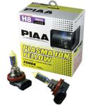 PIAA H8 Plasma Ion Yellow Bulbs (Twin Pack)