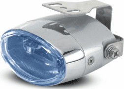 Pilot Driving Lights w/ Dual LED (HID White)