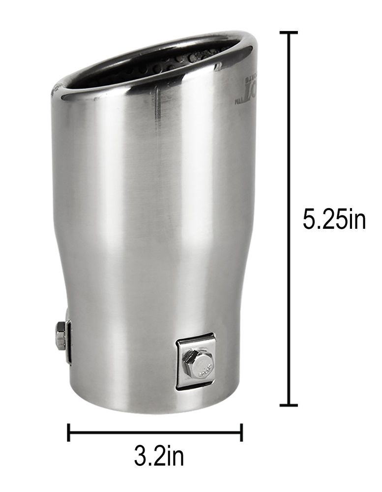 Pilot Automotive Pilot PM-5119 Stainless Steel Exhaust Tip