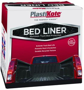 Plasti-Kote Truck Bed Liner Kit (Gallon)