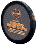 Harley Davidson Steering Wheel Cover