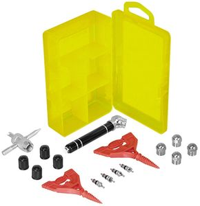 16 Piece Plug & Go Tire Repair Kit