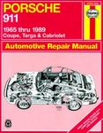 Porsche 911 Haynes Repair Manual (1965-1989)