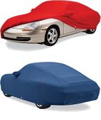 """Porsche 930S """"Slopenose"""" w/Whale Tail Car Cover - Custom Cover By Covercraft"""