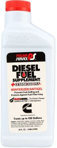 Power Service® Diesel Fuel Supplement +Cetane Boost (32 oz.)