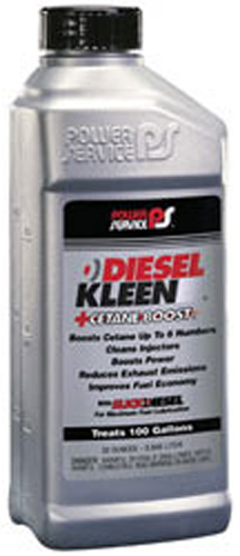 Image of Power Service Diesel Kleen Cetane Boost Fuel Additive (32 oz.)