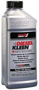 Power Service® Diesel Kleen +Cetane Boost Fuel Additive (32 oz.)