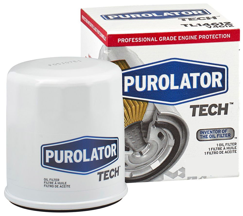 Purolator Tech Oil Filters