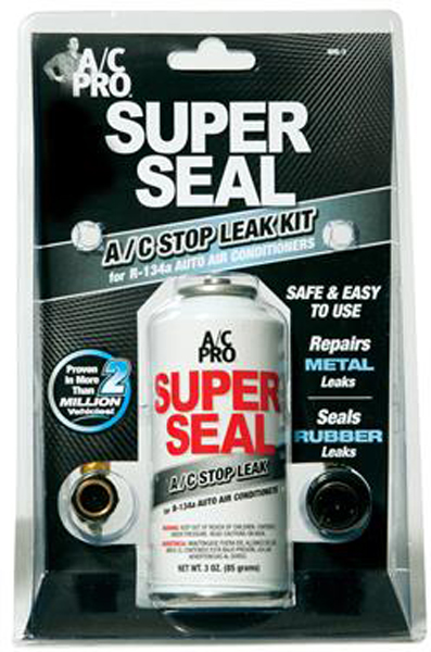 Image of A/C Pro R-134a Super Seal A/C Leak Sealer (3 oz.)