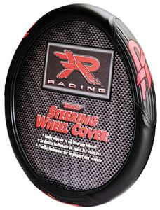 R Racing Steering Wheel Covers
