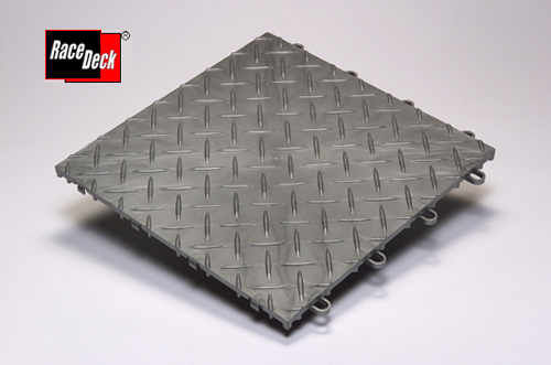 Image of RaceDeck Modular Floor Tile Systems - Free-Flow