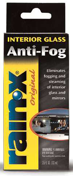 Image of Rain X Interior Window Anti-Fog Treatment (3.5 oz.)