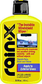 Image of Rain-X Glass Treatment (3.5 oz.)