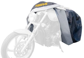 Rain-X Universal Black & Silver Motorcycle Covers