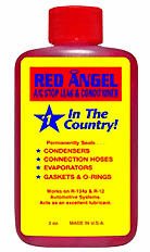 Red Angel A/C Stop Leak & Conditioner (2 oz.)