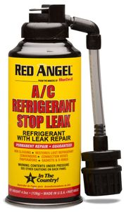 Red Angel A/C Stop Leak & Conditioner (4.5 oz)