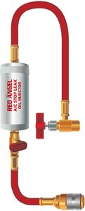 Red Angel A/C Stop Leak Oil Injector