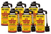 Red Angel A/C Stop Leak & Conditioner (4.5 oz) - 6 Pack