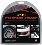 "Red Custom Color Exterior/Interior Molding (1/4"" Wide)"