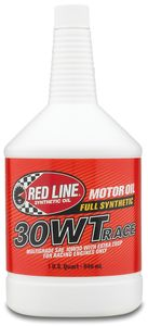 Red Line 30WT Synthetic Racing Oil (1 Qt.)