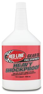 Red Line Heavy ShockProof® Gear Oil (1 Qt.)